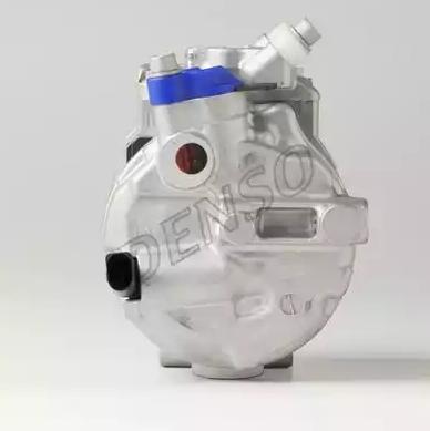 DENSO: Original Klimakompressor DCP32050 (Riemenscheiben-Ø: 100mm, Anzahl der Rillen: 6)