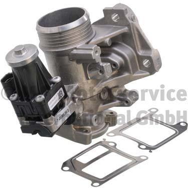 Köp PIERBURG 7.05363.00.0 - Avgassystem till Volvo: elektrisk, styrventil, med tätning