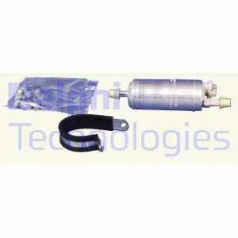Pieces detachees VOLKSWAGEN K70 1974 : Pompe à carburant DELPHI FE0469-12B1 Pression [bar]: 0,1bar, Longueur: 134mm - Achetez tout de suite!