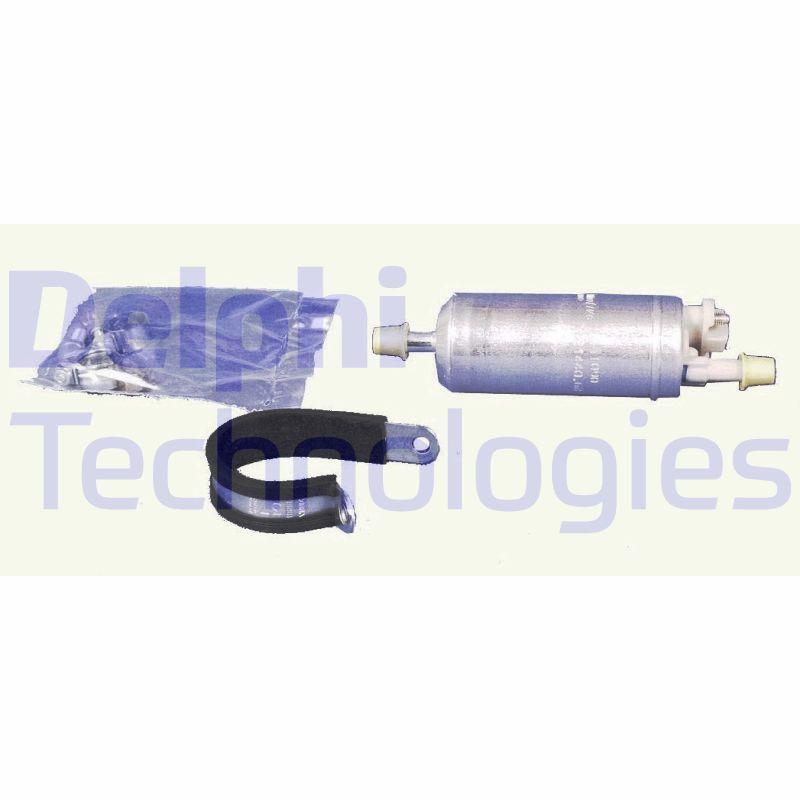 Pieces detachees VOLKSWAGEN 411/412 1970 : Pompe à carburant DELPHI FE0469-12B1 Longueur: 134mm - Achetez tout de suite!