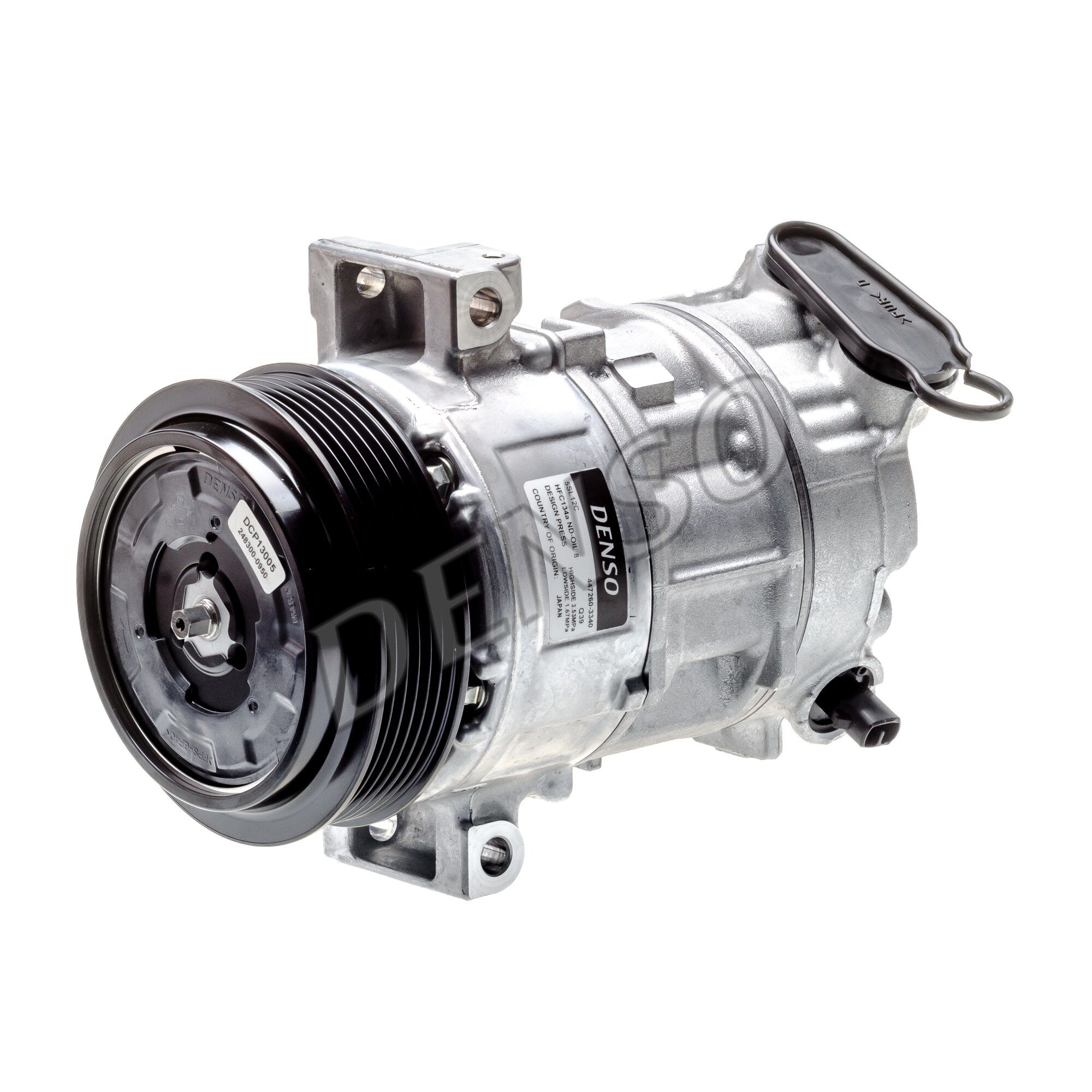 Original FIAT Klimakompressor DCP13005