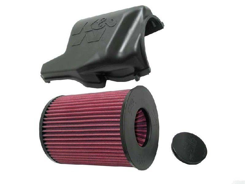 57S-4000 System sportovniho filtru vzduchu K&N Filters originální kvality