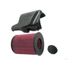 57S-4000 Sportluftfiltersystem K&N Filters originalkvalite