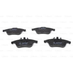 0986494401 Bremsbeläge BOSCH E990R02A10802595 - Große Auswahl - stark reduziert