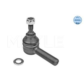 MTE0468 MEYLE MEYLE-ORIGINAL Quality, Vorderachse links Gewindeart: mit Linksgewinde Spurstangenkopf 53-16 020 0010 günstig kaufen