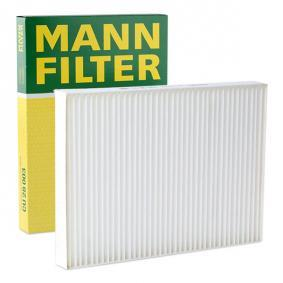 Filter, interior air CU 28 003 for DODGE CHALLENGER Coupe — get your deal now!