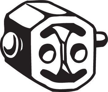 MERCEDES-BENZ ML-Klasse Gummistreifen, Abgasanlage - Original BOSAL 255-842