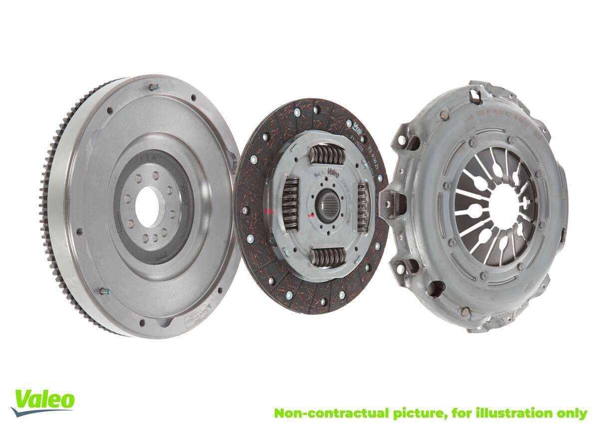 Kit d'embrayage VALEO 835077 - comparez les prix, et économisez!