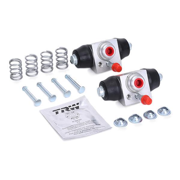 Acheter Kit freins à tambours TRW GSK1512 à tout moment