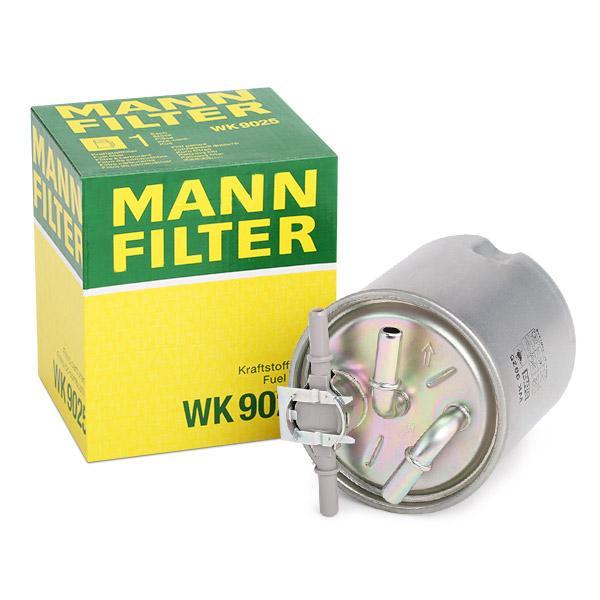 Mann-Filter Filtro de combustible WK 9025 para nissan Renault