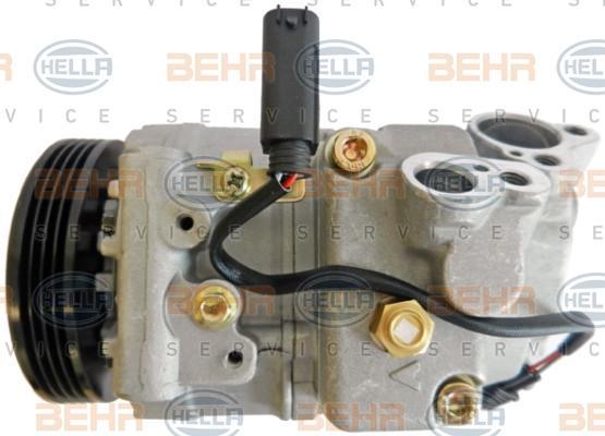 Original LEXUS Kompressor Klimaanlage 8FK 351 340-971