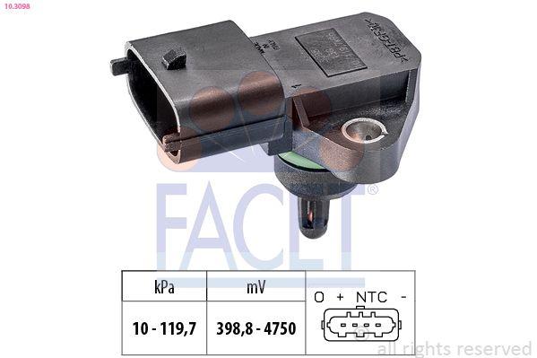 FACET Sensor, Ladedruck 10.3098