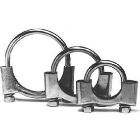 250-258 Klemmstück, Abgasanlage BOSAL in Original Qualität