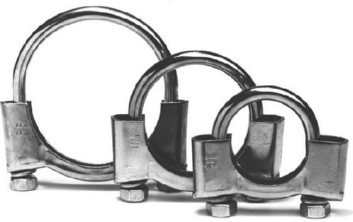 BOSAL   Clamp, exhaust system 250-250