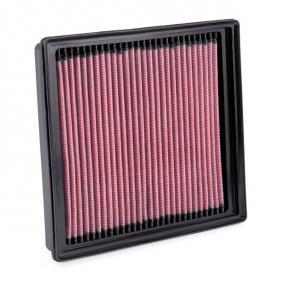 33-2990 Luchtfilter K&N Filters - Goedkope merkproducten