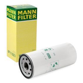 MANN-FILTER Oljefilter WP 11 102/3 - köp med 34% rabatt