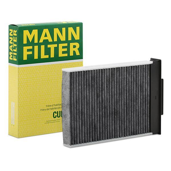 Innenraumluft MANN-FILTER CUK 2316 passend für RENAULT 1 Filter
