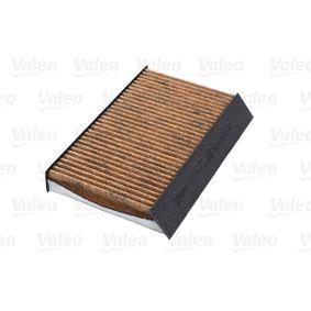 Mann-Filter cuk26005 dell/'abitacolo FILTRO CARBONE ATTIVO PER RENAULT
