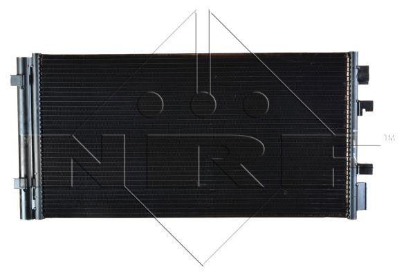 RENAULT GRAND SCÉNIC 2015 Kondensator Klimaanlage - Original NRF 35938 Kältemittel: R 134a