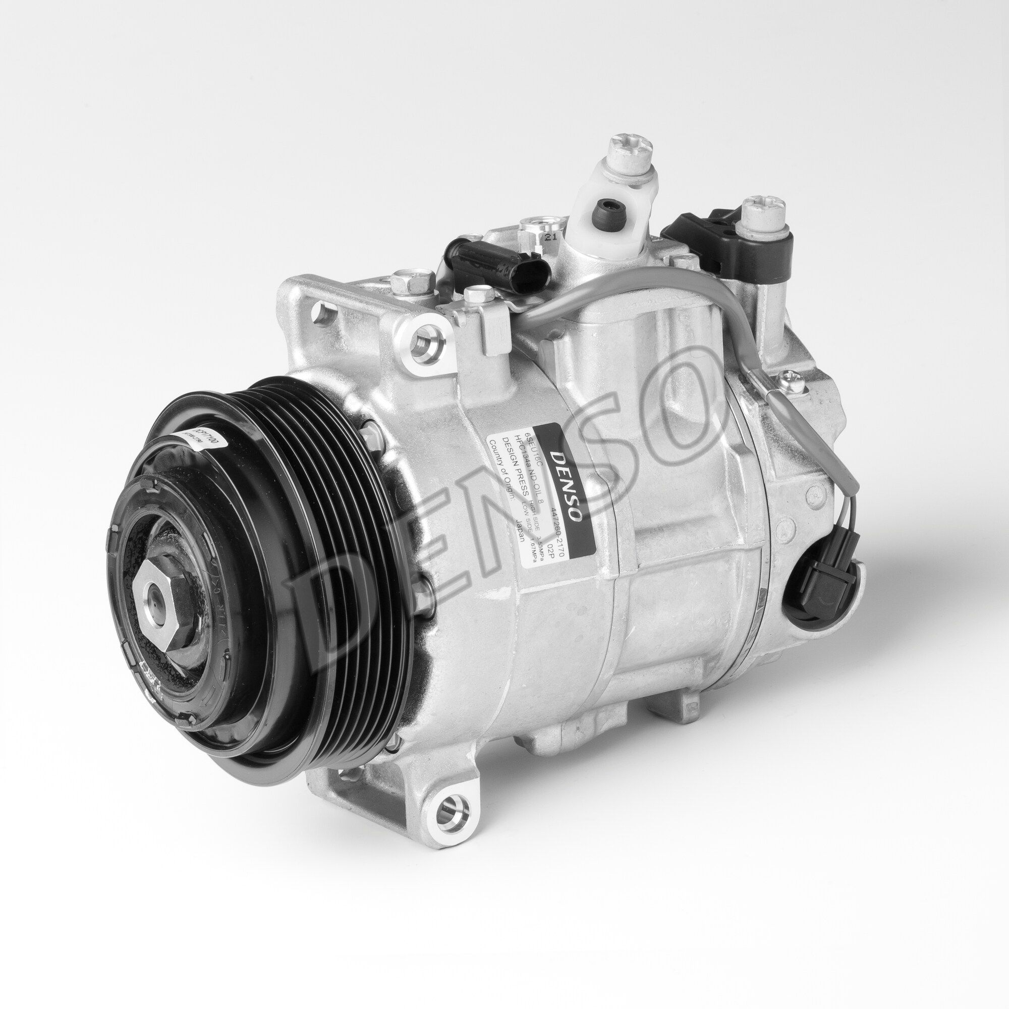 Kompressor DENSO DCP17100