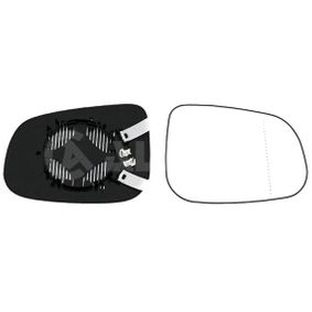 6472598 Mirror Glass, outside mirror ALKAR - Experience and discount prices