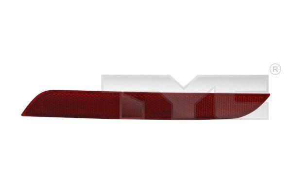 Catadiottro posteriore 17-5341-00-9 TYC — Solo ricambi nuovi