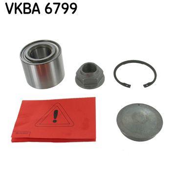 Original Suspensão e braços VKBA 6799 Mercedes