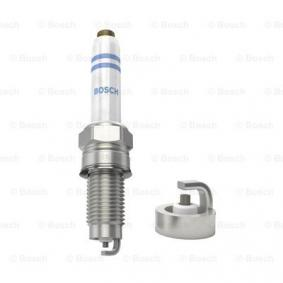 Y6LER02 BOSCH Nickel Electrode Gap: 1,0mm Spark Plug 0 241 140 519 cheap