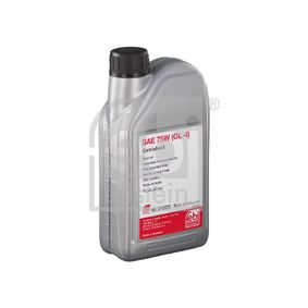 21829 Manual Transmission Oil FEBI BILSTEIN - Experience and discount prices