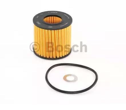 Origine Filtre à huile BOSCH F 026 407 092 (Ø: 62mm, Hauteur: 57mm, Hauteur 1: 55mm)