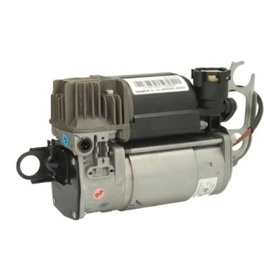 WABCO Compressor, compressed air system