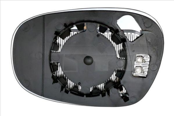 Rückspiegelglas TYC 303-0109-1
