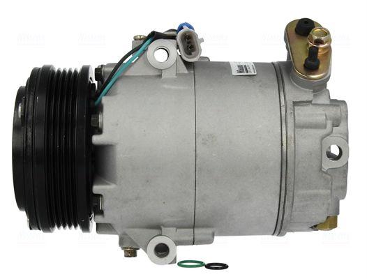 Klimakompressor NISSENS 89037