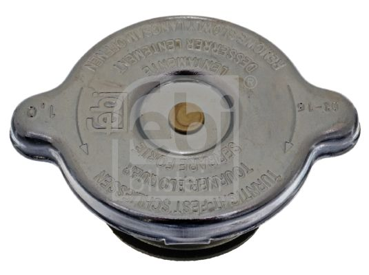 LKW Verschlussdeckel, Kühler FEBI BILSTEIN 04496 kaufen