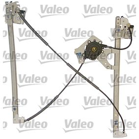 851107 VALEO vorne, rechts, Betriebsart: elektrisch, ohne Elektromotor Fensterheber 851107 günstig kaufen