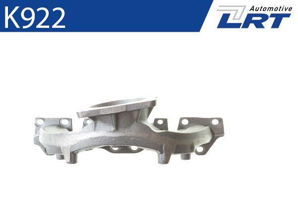 K922 LRT Grenrör, avgassystem – köp online