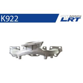 K922 LRT Krümmer, Abgasanlage K922 günstig kaufen