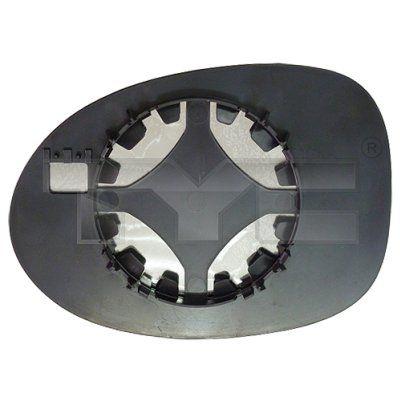 Rückspiegelglas TYC 328-0070-1