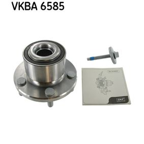VKBA 6585 Wheel Bearing Kit SKF original quality