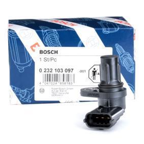 Nockenwellenposition BOSCH 0 232 103 097 Sensor