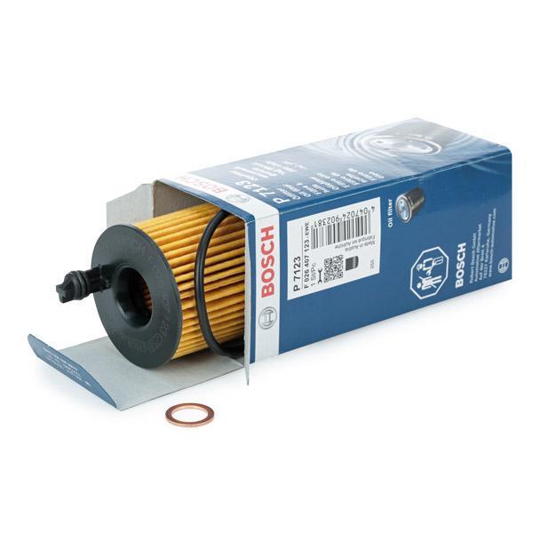 F 026 407 123 Filter BOSCH - Markenprodukte billig