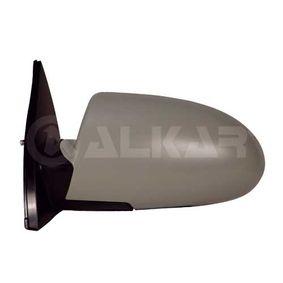 6139576 ALKAR Vänster, grundad, elektrisk, uppvärmt, Komplett spegel, konvex Utv.spegel 6139576 köp lågt pris
