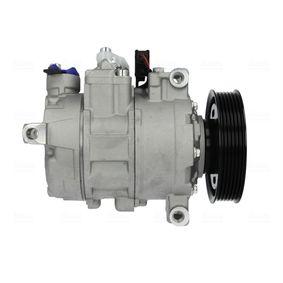 89052 Kompressor, Klimaanlage NISSENS in Original Qualität