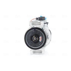89052 Kompressor, Klimaanlage NISSENS Test