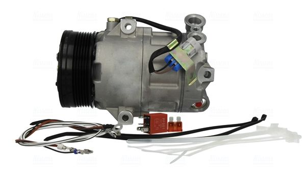 Kompressor NISSENS 89096