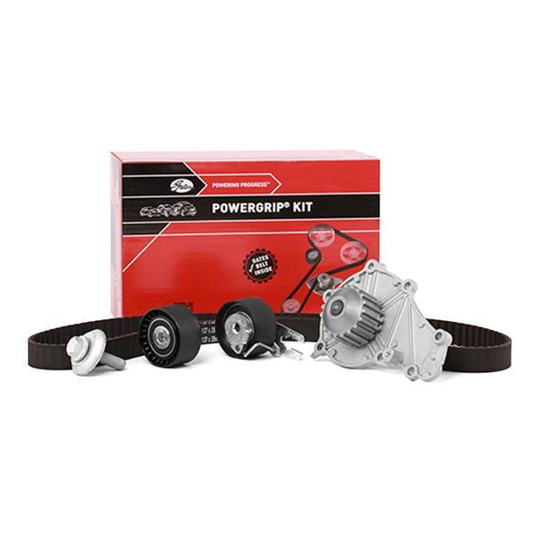 Buy cheap OEM parts: Water pump and timing belt kit GATES KP15598XS