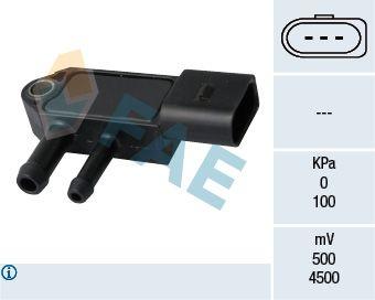 Sensor, presión gas de escape 16112 comprar ¡24 horas al día