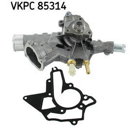 VKPC 85314 Wasserpumpe SKF Test