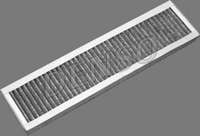 DENSO: Original Klimafilter DCF063K (Breite: 120mm, Höhe: 30mm, Länge: 468mm)