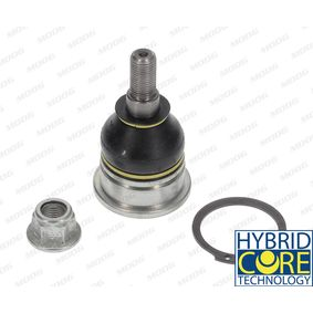 MI-BJ-10371 MOOG Left and right, Lower, Front Axle Cone Size: 17mm, Thread Size: M12X1.25 Ball Joint MI-BJ-10371 cheap